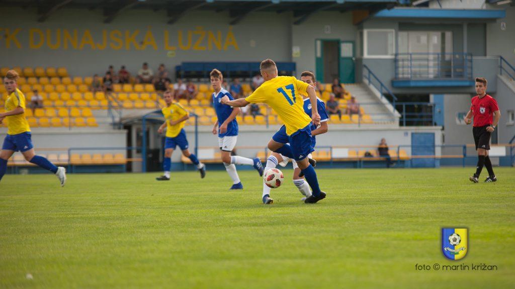 U19 víťazne proti Mostu