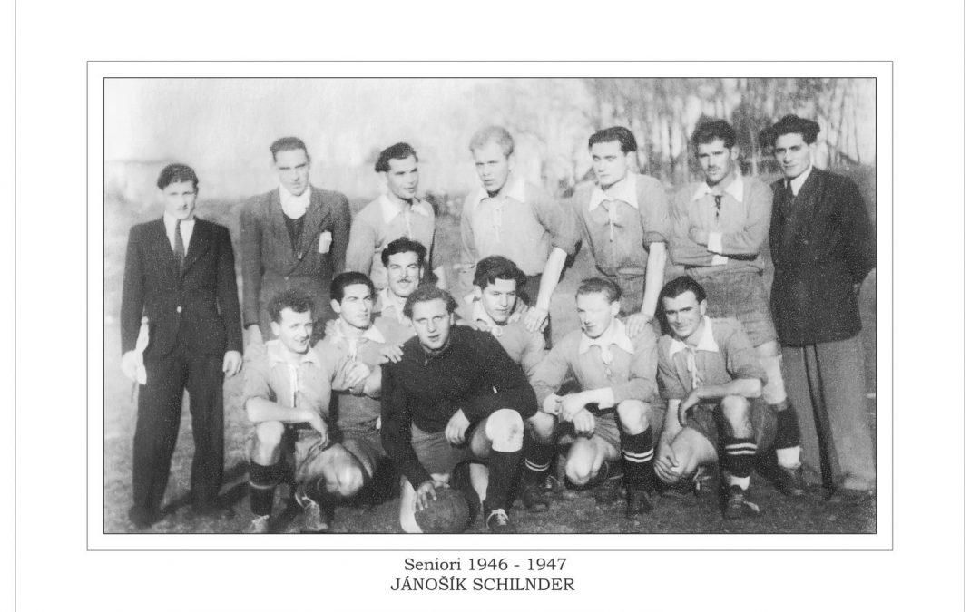 100 rokov futbalu v Dunajskej Lužnej