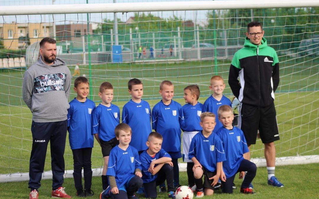 Naši najmenší futbalisti hrali svoj prvý skutočný zápas