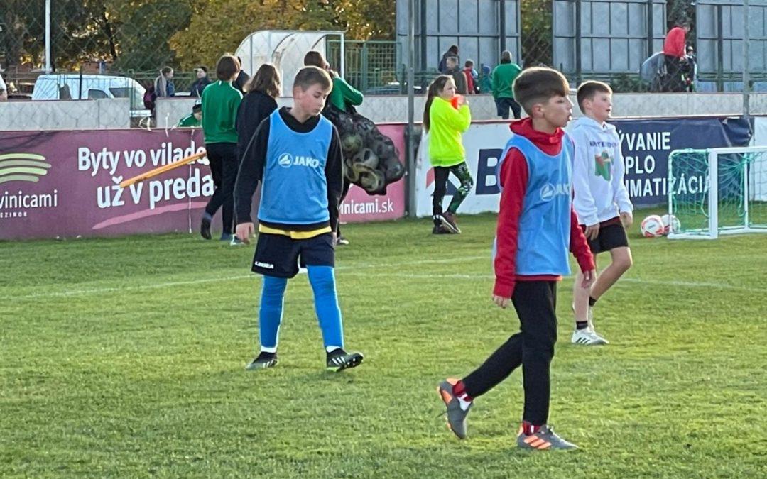 Hráč OFK Lukáš voblastnom výbere Bratislava – vidiek